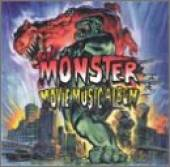 Cast Collection / Soundtrack - Monster Movie Music Album - Mu CD Cover Art