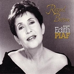 Bitton, Raquel - Sings Edith Piaf CD Cover Art
