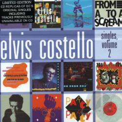 Costello, Elvis - Singles, Vol. 2 CD Cover Art