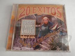 Valles, Tommy - 20 Exitos CD Cover Art