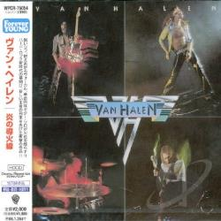 Van Halen - Van Halen CD Cover Art