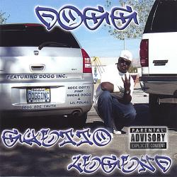 Dogg - Ghetto Legends CD Cover Art
