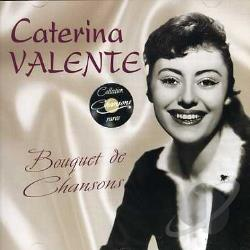 Valente, Caterina - Bouquet De Chansons CD Cover Art
