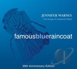 Warnes, Jennifer - Famous Blue Raincoat CD Cover Art