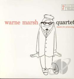 Marsh, Warne - Music For Prancing LP Cover Art