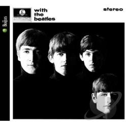 Beatles - With the Beatles CD Cover Art