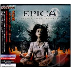 Epica - Design Your Univerase CD Cover Art