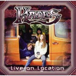 Hades - Live On Location CD Cover Art