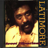 Latimore - Sweet Vibrations:Best Of CD Cover Art