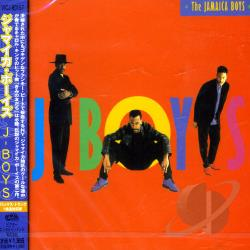 Jamaica Boys - J Boys CD Cover Art