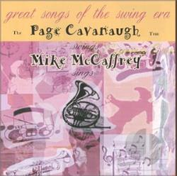 Cavanaugh, Page - Great Songs Of The Swing Era CD Cover Art