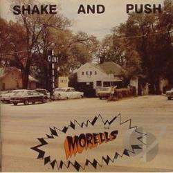 Morells - Shake & Push CD Cover Art