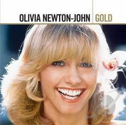 Newton-John, Olivia - Gold CD Cover Art