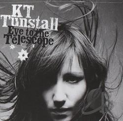 Tunstall, K.T. - Eye to the Telescope CD Cover Art