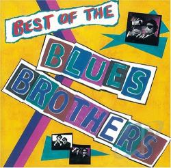 Blues Brothers - Best Of Blues Brothers CD Cover Art