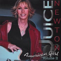Newton, Juice - American Girl, Vol. 2 CD Cover Art