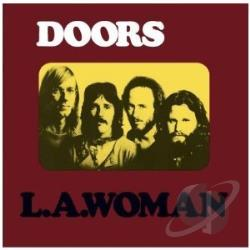 Doors - L.A. Woman CD Cover Art