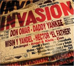 Invasion CD Cover Art