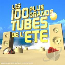 Les 100 Plus Grands Tubes De L'Ete CD Cover Art