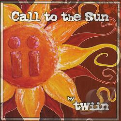 Twiin - Call to the Sun CD Cover Art