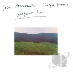 Abercrombie, John / Towner, Ralph - Sargasso Sea CD Cover Art
