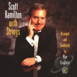 Hamilton, Scott - Scott Hamilton With Strings CD Cover Art