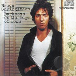 Springsteen, Bruce - Darkness on the Edge of Town CD Cover Art