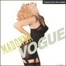 Madonna - Vogue DS Cover Art