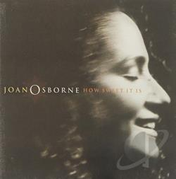 Osborne, Joan - How Sweet It Is CD Cover Art