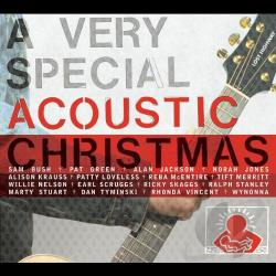 Very Special Acoustic Christmas CD Cover Art