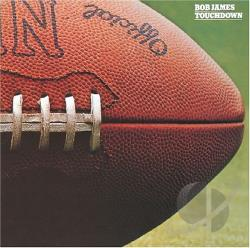James, Bob - Touchdown CD Cover Art
