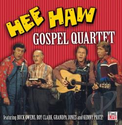 Hee Haw Gospel Quartet - Hee Haw Gospel Quartet CD Cover Art