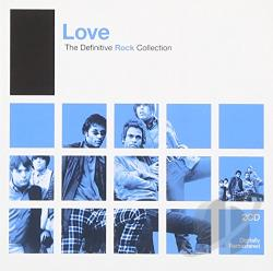 Love - Definitive Rock: Love CD Cover Art