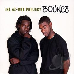 Az-One Project - Bounce CD Cover Art