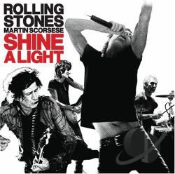 Rolling Stones - Shine a Light: Original Soundtrack CD Cover Art