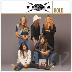 Tesla - Gold CD Cover Art