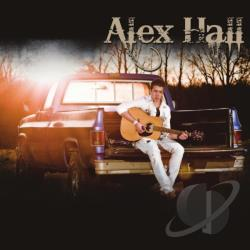 Hall, Alex - Alex Hall CD Cover Art