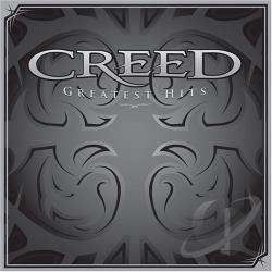 Creed - Greatest Hits CD Cover Art