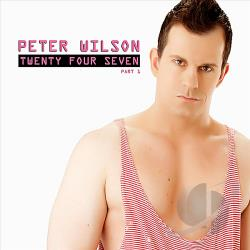 Wilson, Peter - Twenty Four Seven PT. 1 CD Cover Art