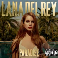 Del Rey, Lana - Paradise CD Cover Art