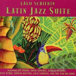 Schifrin, Lalo - Latin Jazz Suite CD Cover Art