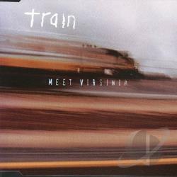 Train - Meet Virginia CD Cover Art