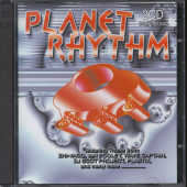 Planet Rhythm - Various Artists - Techno/Dance CD Cover Art