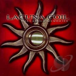 Lacuna Coil - Unleashed Memories CD Cover Art