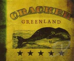 Cracker - Greenland CD Cover Art