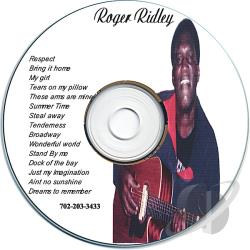 Ridley, Roger - Taking You Back CD Cover Art