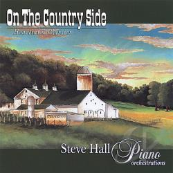 Hall, Steven - On the Country Side CD Cover Art