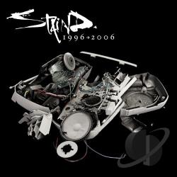 Staind - Singles 1996-2006 CD Cover Art