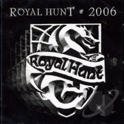 Royal Hunt - 2006 Live CD Cover Art