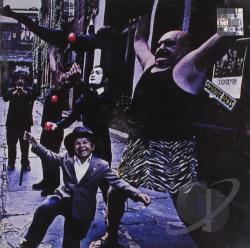 Doors - Strange Days CD Cover Art